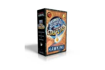 George's Secret Key Paperback Collection - George's Secret Key to the Universe; George's Cosmic Treasure Hunt; George and the Big Bang