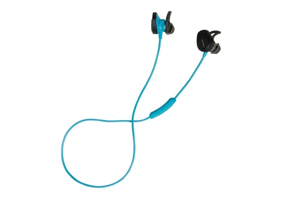 Bose SoundSport Wireless Headphones (Blue)