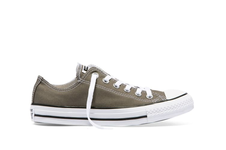 Converse Chuck Taylor All Star Ox Lo (Charcoal, US Mens 7.5 / US Womens 9.5)