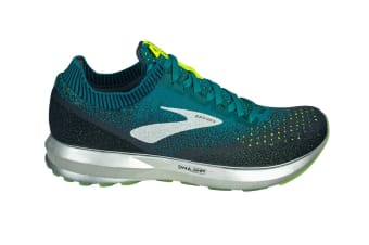 Brooks Men's Levitate 2 (Black/Teal/Navy, Size 7)