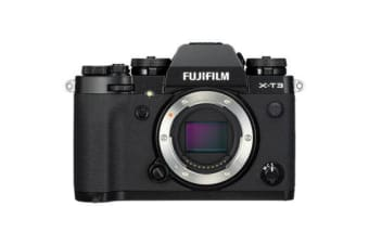 New Fujifilm X-T3 Mirrorless 26MP Digital Camera Black (FREE DELIVERY + 1 YEAR AU WARRANTY)