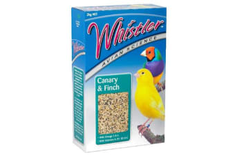 Whistler Avian Science Canary Finch 2kg