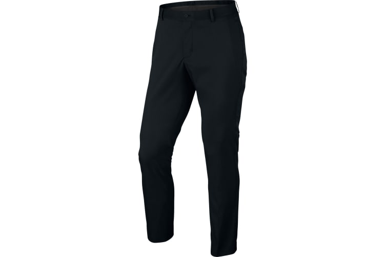 Nike Mens Modern Fit Breathable Trousers (Black/Black) (38S)