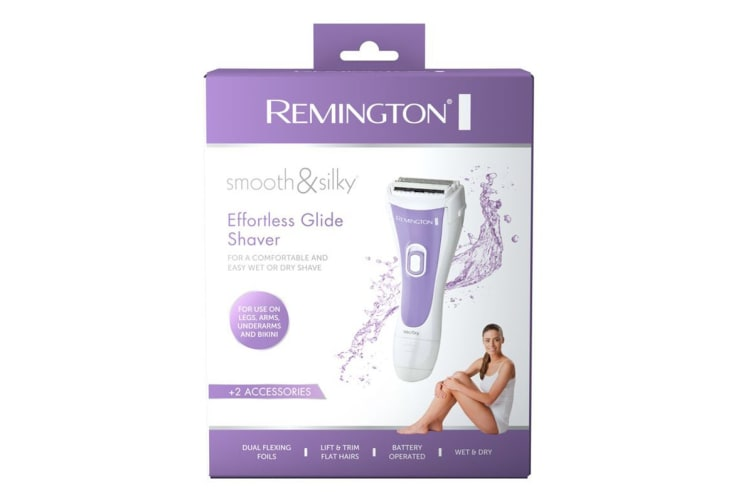 Remington Smooth & Silky Effortless Glide Shaver (WDF4819AU)