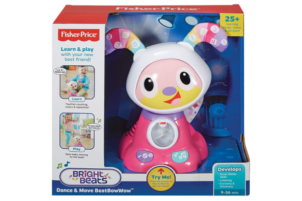 Fisher Price Beat Bow Wow (Pink)