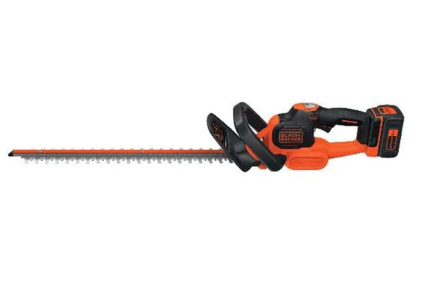 Black & Decker 36V Lithium 55cm Hedge Trimmer