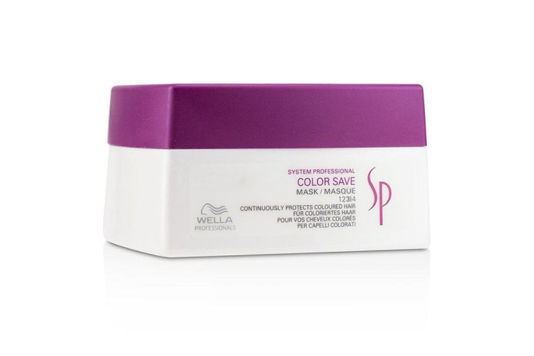 Wella SP Color Save Mask (For Coloured Hair) 200ml