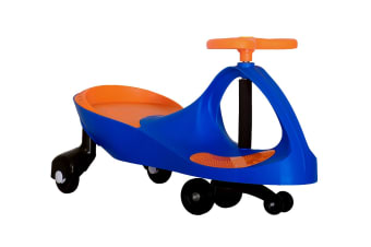 Kids Ride-on Swing Car - Blue (8221BL)
