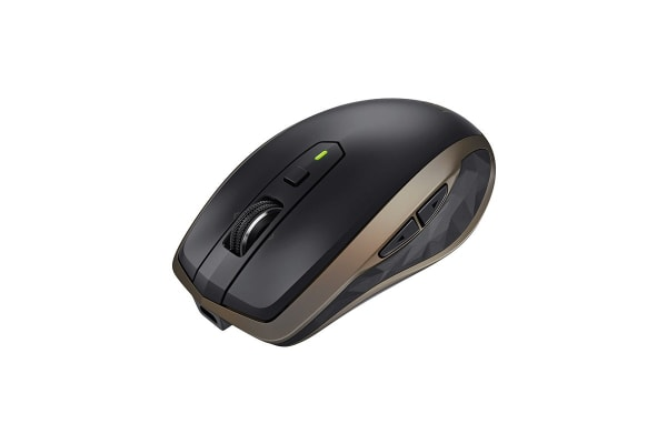 Logitech MX Anywhere 2 Wireless Mobile Mouse - Black (910-004373)