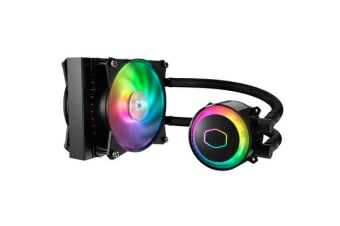 Cooler Master MasterLiquid ML120R All in One Watercooling with Addressable RGB 120MM  fan -