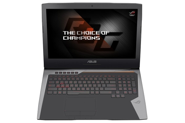 "ASUS 17.3"" ROG Core i7-7700HQ 16GB RAM 1TB HDD + 256GB SSD GTX 1070 8GB Full HD Notebook (G752VS(KBL)-BA332T)"