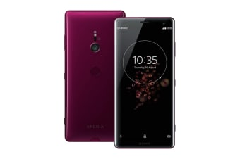 Sony Xperia XZ3 Dual Sim H9436 (4GB RAM, 64GB, Bordeaux Red)