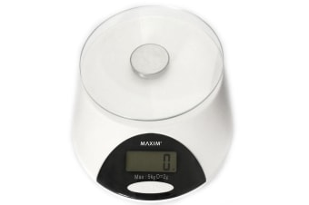 Maxim MKS01 1g 3kg  High Precision Digital Kitchen Scale/Food/Meat/Fruit/Battery