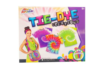 Grafix Tie Dye Creations Set