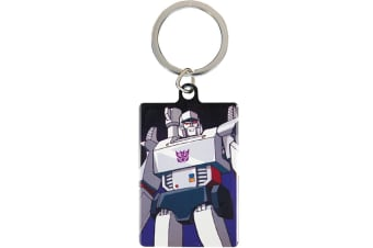 Transformers Megatron Key Ring (Multicoloured) (One Size)