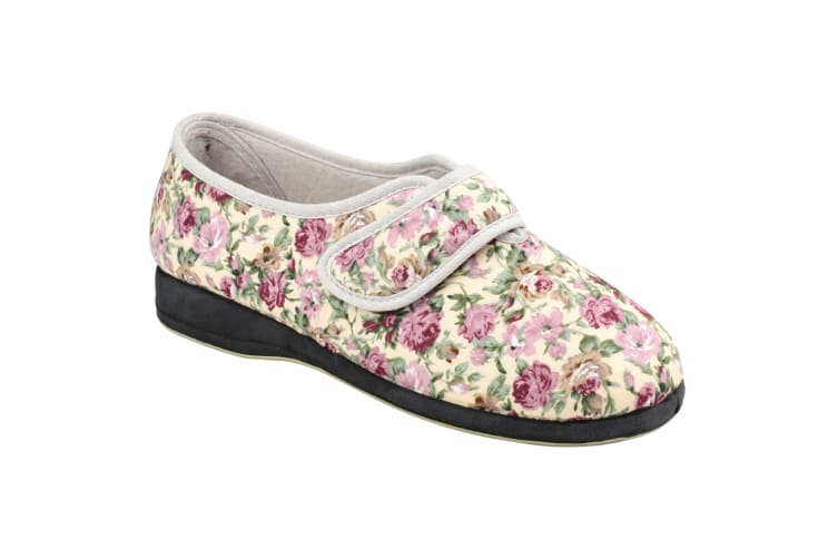 Mirak Diaz Womens Summer Shoes (Pink) (37 EUR)