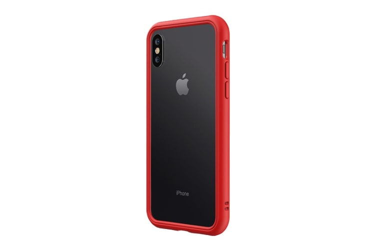 RhinoShield CrashGuard NX for iPhone XS Max - Red (RHI060)