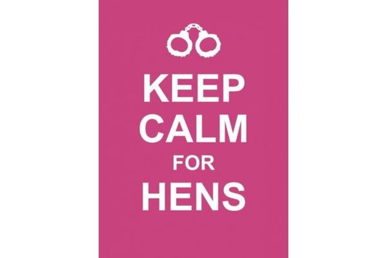 Keep Calm for Hens