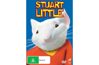 Stuart Little DVD Region 4