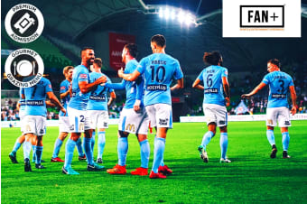 "MELBOURNE: Melbourne City Football ""City Class"" Experience for One or Two"
