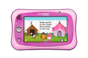LeapFrog LeapPad Ultimate & Carry Case Bundle (Pink)