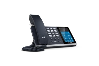 """Yealink T55A - Microsoft Teams Edition  4.3"""" 480*272 pixels LCD with capacitive touch screen Optimal"""