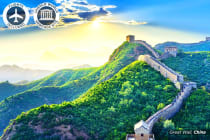 CHINA: 14 Day China Discovery Tour For Two Including Flights