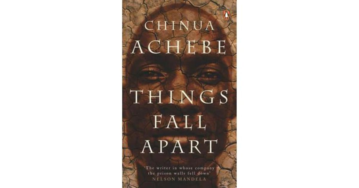 the reasons for okonokwas downfall in things fall apart by chinua achebe Okonkwo's downfall results from his own i was excited because it finally gave me a reason to read a book that things fall apart, chinua achebe: author:.