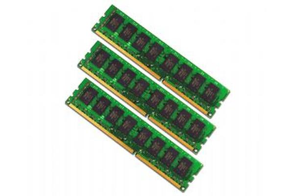 OCZ Value 3GB Kit DDR3 1333MHz 3x1GB, PC3-10666, Triple (LS)