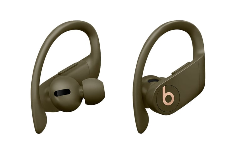 Beats Powerbeats Pro Totally Wireless Earphones (Moss)