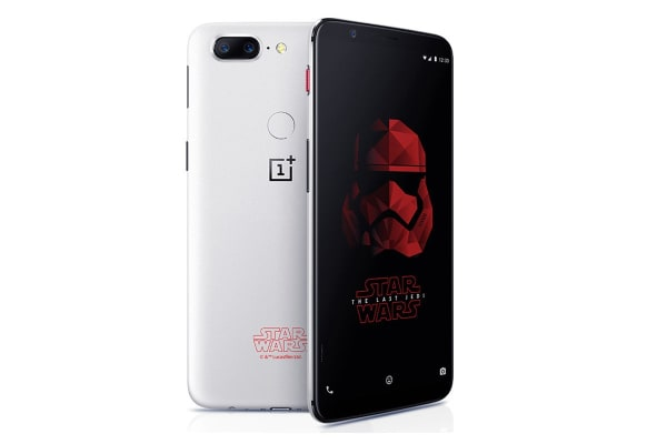 OnePlus 5T (128GB, Star Wars Limited Edition)