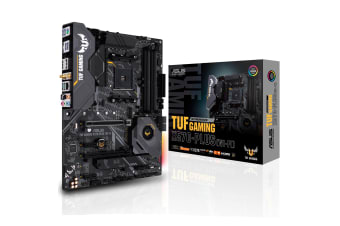 ASUS TUF Gaming X570-PLUS (WI-FI) ATX For AMD Ryzen 2nd/3rd Gen CPU
