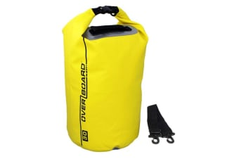Overboard 30 Litre Dry Tube YELLOW