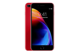 Apple iPhone 8 Plus (256GB, RED - Special Edition)