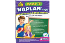 NAPLAN*-style Year 7 Language Conventions Workbook and Tests