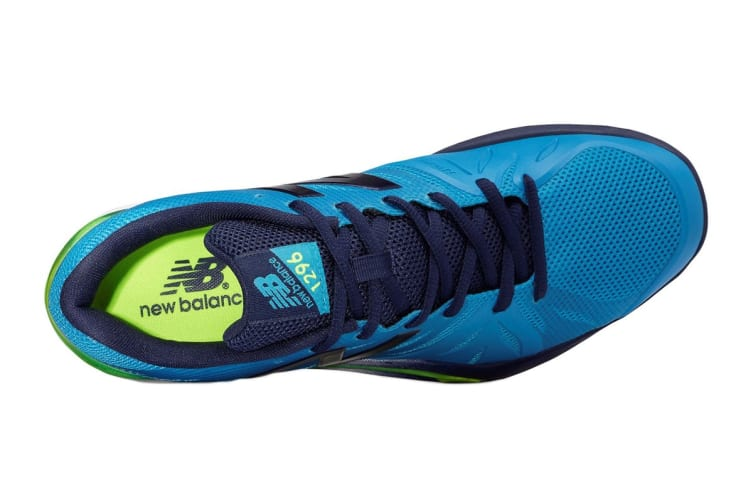 New Balance Men's 1296v2 - 2E Shoe (Blue/Pigment, Size 7)