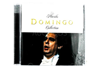 Placido Domingo- NEW COLLECTION -THE BEST BRAND NEW SEALED MUSIC ALBUM CD