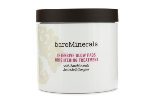 Bare Escentuals BareMinerals Intensive Glow Pads Brightening Treatment (60pads)