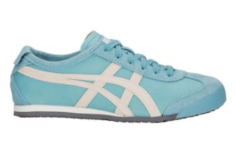 Onitsuka Tiger Mexico 66 Shoe (Gris Blue/Oatmeal, Size 9)