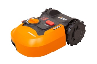 WORX 20V Landroid Robotic Lawn Mower with Cut to Edge Technology - 500m2 (WR139E)