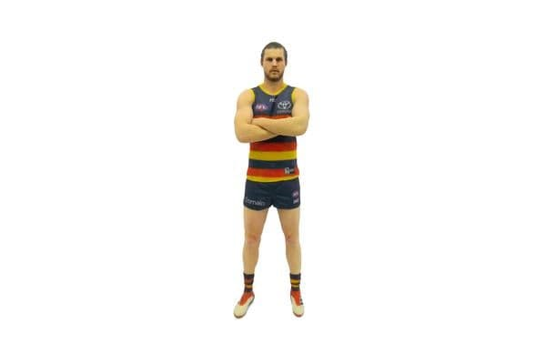 Bryce Gibbs AFL Adelaide Crows 3D Printed Mini League Figurine - 23cm