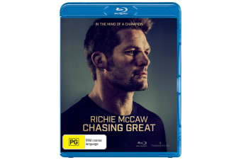Chasing Great Blu-ray Region B