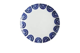 Maxwell & Williams Suomi Round Platter 36.5cm Semi
