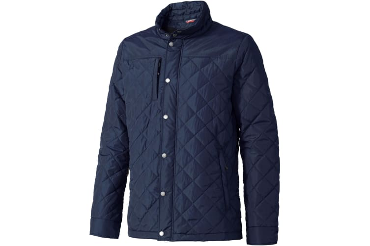 Slazenger Mens Stance Insulated Jacket (Navy) (M)