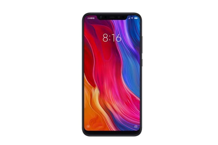 Xiaomi Mi 8 (64GB, Black) - Global Model