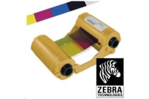 ZEBRA RIBBON ZXP3 YMCKO HIGH CAP 280 IMAGES
