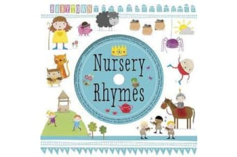 Baby Town - Nursery Rhymes (with CD)