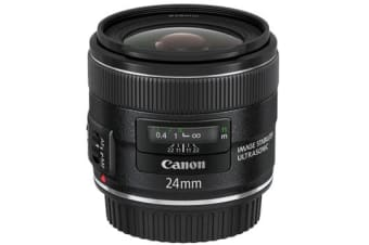 New Canon EF 24mm f/2.8 IS USM (FREE DELIVERY + 1 YEAR AU WARRANTY)
