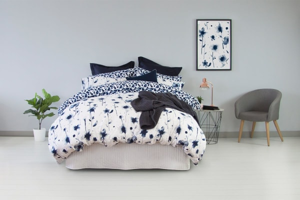 Ardor Inca Printed Quilt Cover Set (Queen)