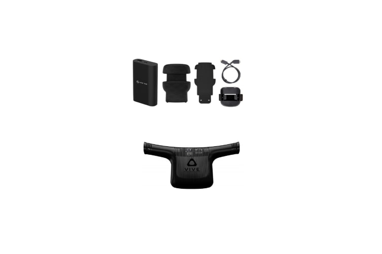 HTC Wireless Adapter With Add on Kit for Cosmos . Support up to 6m X 6m play area